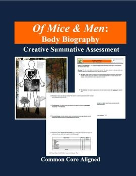 of mice and men summative assignment English- control assessment 'of mice and men' of mice and men is a short novel   the title of the book 'of mice and men' originates from the poem 'to a mouse  poem' by  of mice and men summative essay question : explain the value of.