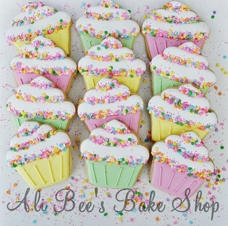 Ali Bee's Bake Shop: Cupcake