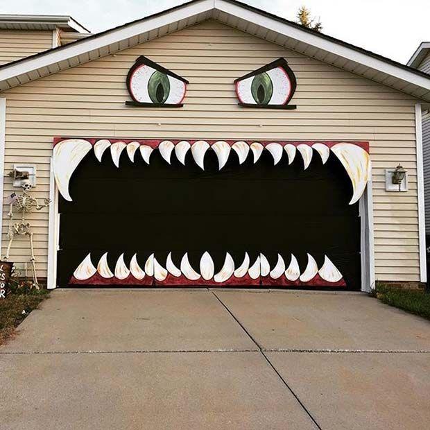 21 Spaß DIY Halloween Party Decor Ideen #decor #halloween #ideen #party
