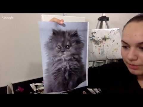 Уроки живописи: рисовать легко! День 1. Татьяна Зубова - YouTube