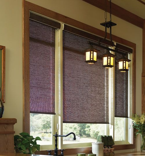 123 best images about roller solar shades for the home for Motorized solar shades for windows