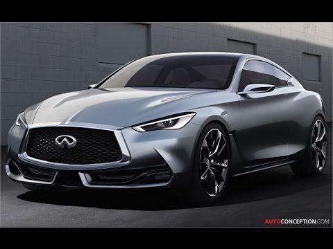Car Design: Infiniti Q60 Concept (Exterior)