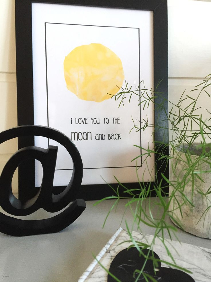 bye9design - Design - organized - happiness- free printable - fathersday - I love you to the moon and back