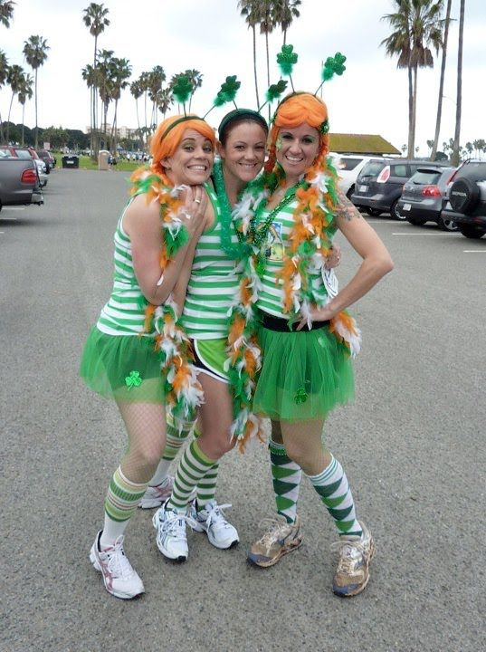 17 Best St Patricks Day Outfit Images On Pinterest Costume Ideas