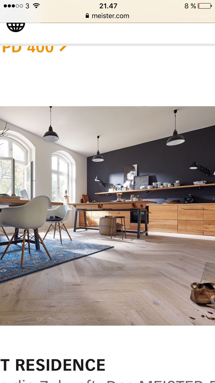 MEISTER Parquet Has Something To Offer For Every Interior Design Style. In  Our Online Gallery, You Can See Examples Of All Kinds Of Parquet Flooring.