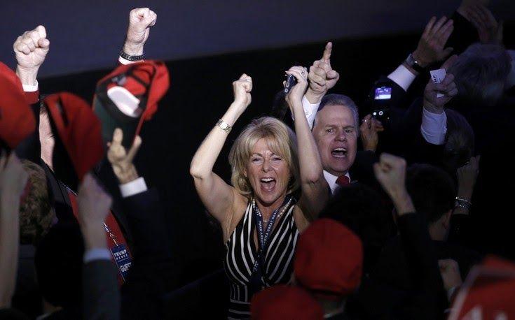 Ο Ντόναλντ Τραμπ κέρδισε τη Φλόριντα και «κλειδώνει τη νίκη»