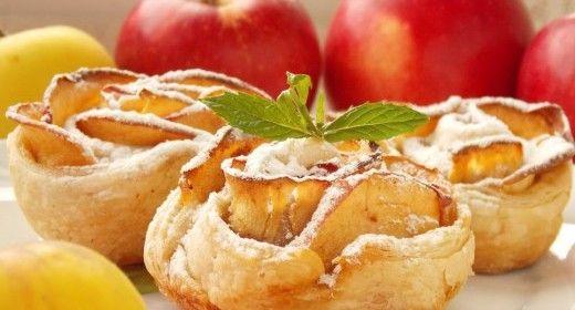 jablkové ruže