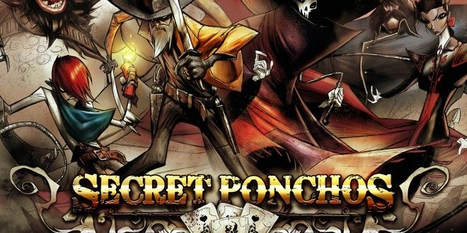 Secret Ponchos Launch Date Confirmed • Load the Game