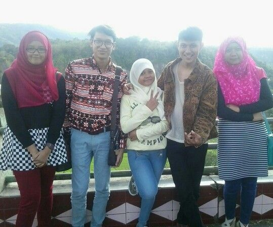 Holiday at bukittinggi