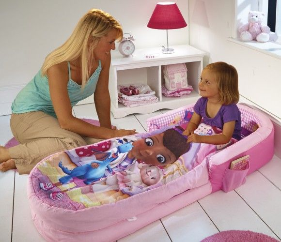Children's ReadyBeds: For a good night's sleep away from home.