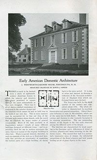David Adler Liederbach and Graham Architects
