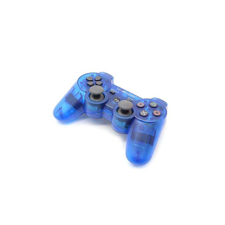 ΧΕΙΡΙΣΤΗΡΙΟ PC/PS3 CONTROLLER DOUBLESHOCK III BLUE