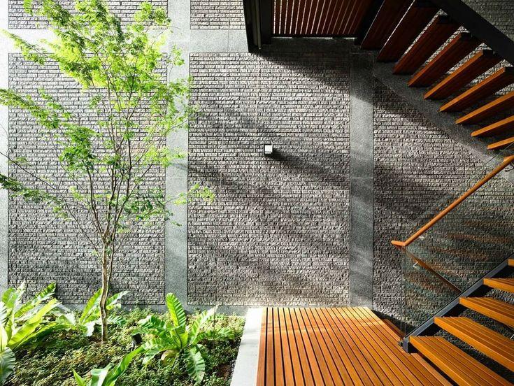 Pin by Sam Mendoza on Escalera Pinterest - interior trend modern gestein