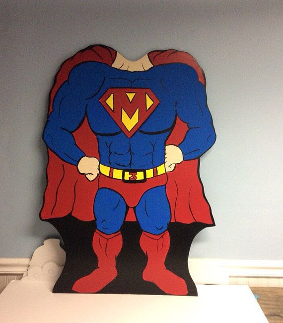 Superboy Personalized Photo Booth Props . 1 by LittleGoobersParty