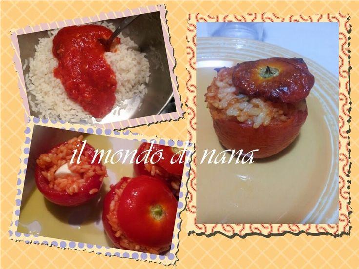 Il mondo di nana: secondo piatto