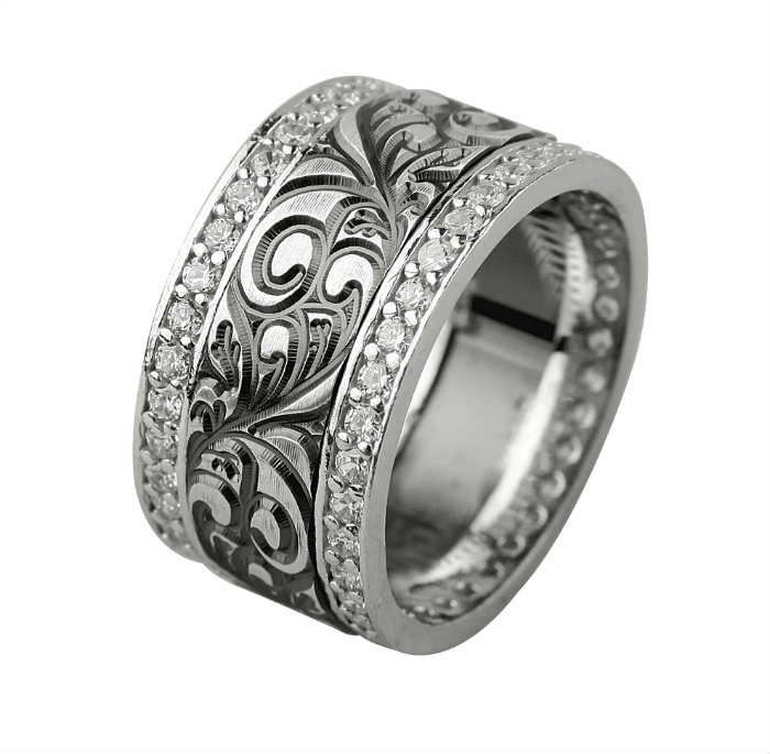 In this article, silver ring designs and ideas with you.