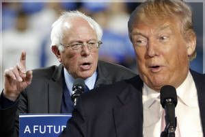 What the hell are you doing, Bernie? The Vermont senator inexplicably agrees to debate Donald Trump