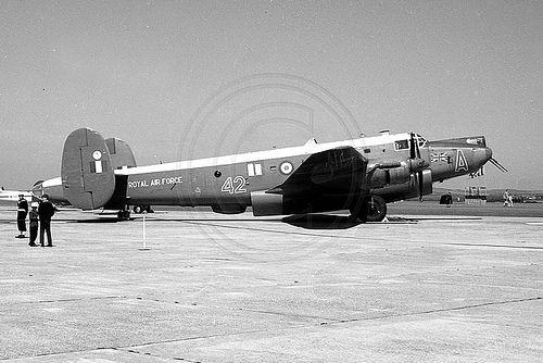42 Squadron Avro Shackleton MR.2 WL785