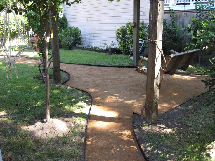 decomposed granite | Walkways | Pinterest | Decomposed