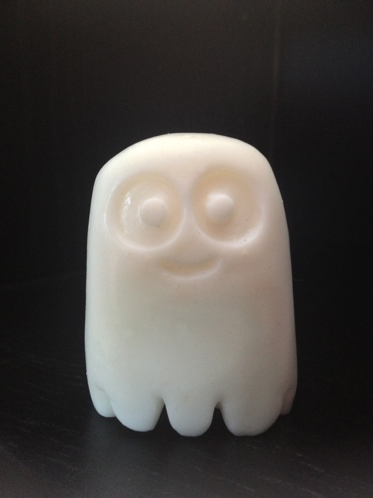Boo Soap - This natural animal product free soap will not only clean your little monster but also nurture their skin and creativity!! Visit our website for further details. www.bathtimeboo.com