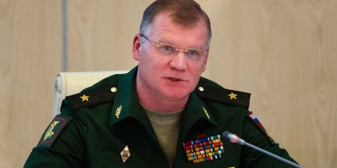 Russia has warned the United States not to intervene militarily in Syria against forces loyal