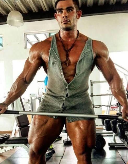 1a075fa00dddc2 Charly Rodriguez Hernandez (Mexican) Bodybuilder Male Body