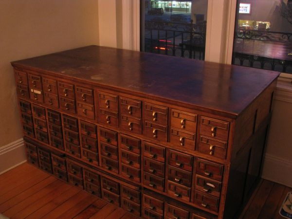 73 best Card Catalogs images on Pinterest | Library cards ...