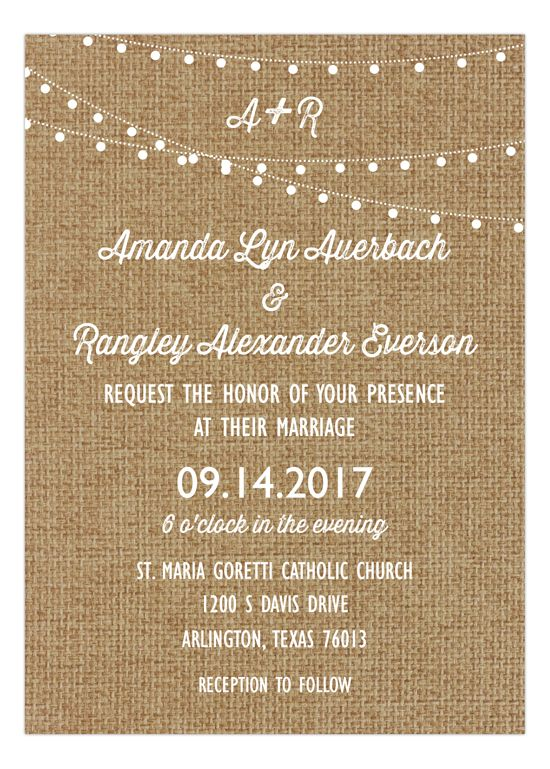80 best gender neutral baby shower invitations images on pinterest burlap rustic swag light party invitation swag lightbaby shower filmwisefo Images