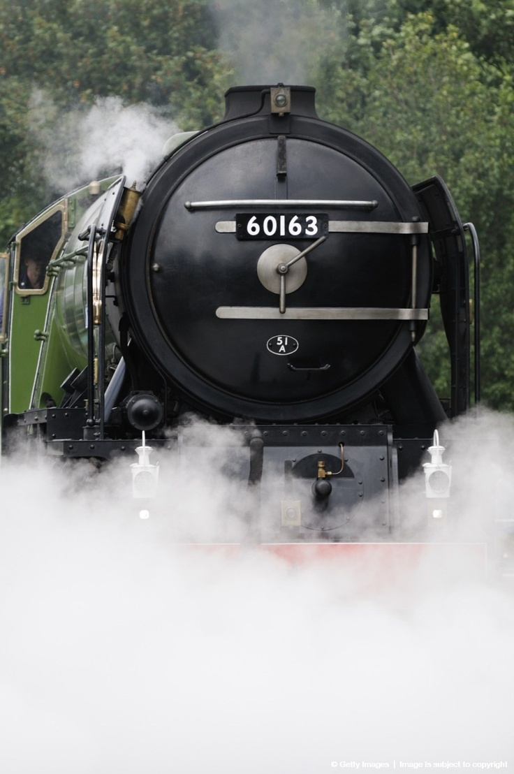 Image Detail for - Steam Train Tornado Steaming Up at Didicot Railway Centre, Didcot, Oxfordshire, England, United Kingdom A1 Peppercorn Class LNER 60163 Tornado