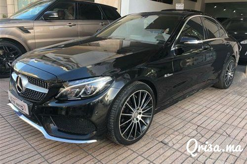 2014, Voiture, Mercedes-Benz, Casablanca