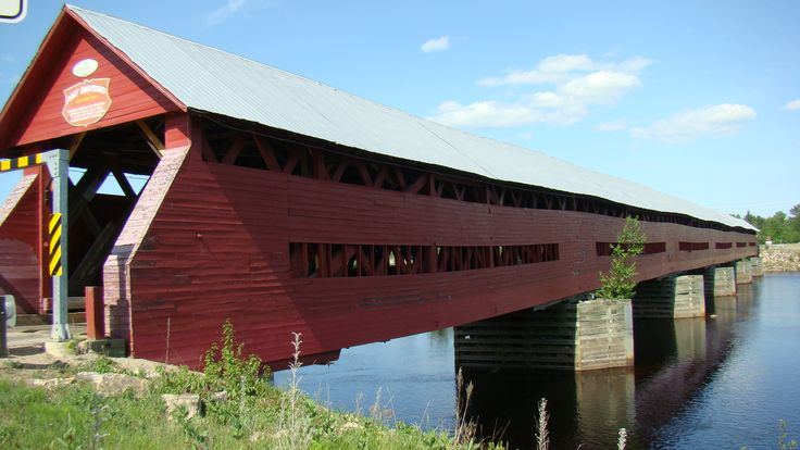 Marchand Covered Bridge, Fort Coulonge, Quebec