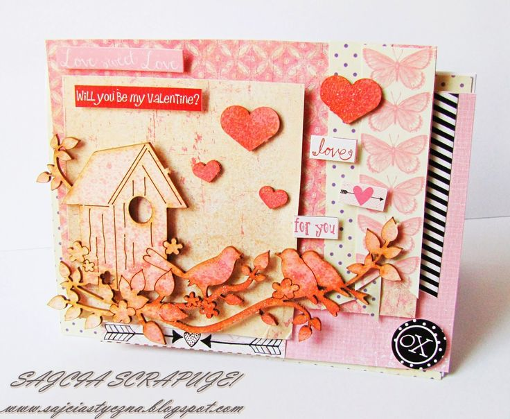 Autumn layout and something else / Jesienne LO i jeszcze coś :)