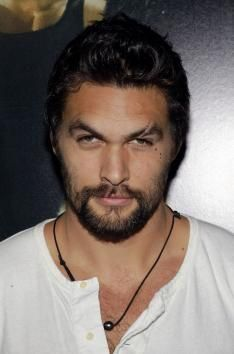 jason momoa 2013 | Jason Momoa arrives on the red carpet at the Bullet to the Head ...