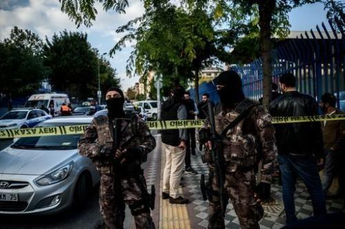 Cronaca: #Ankara due #uomini si fanno esplodere durante operazione polizia (link: http://ift.tt/2e0Va5Y )