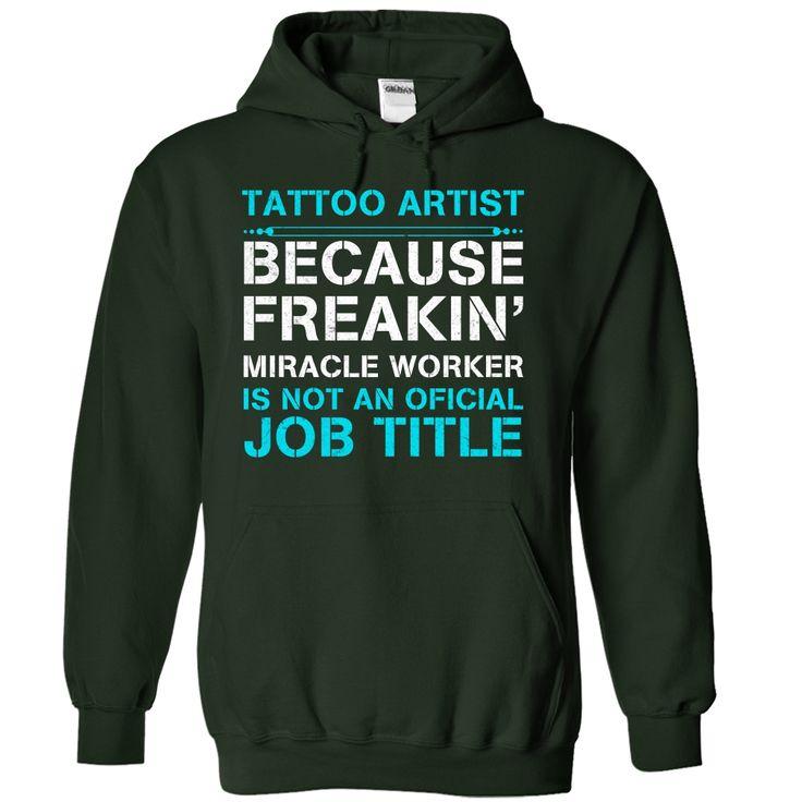 HOT-Miracle Tattoo artist