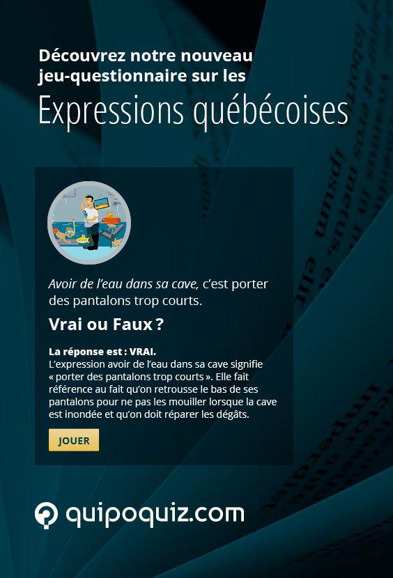 9 best FLE Anglicismes images on Pinterest French language - comment reparer un trou dans une porte