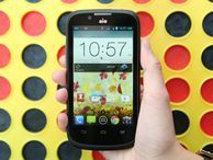 A look over the ZTE Overture (pictures) The ZTE Overture isn't much, but it is fast. Check out the newest Android phone from Aio Wireless.