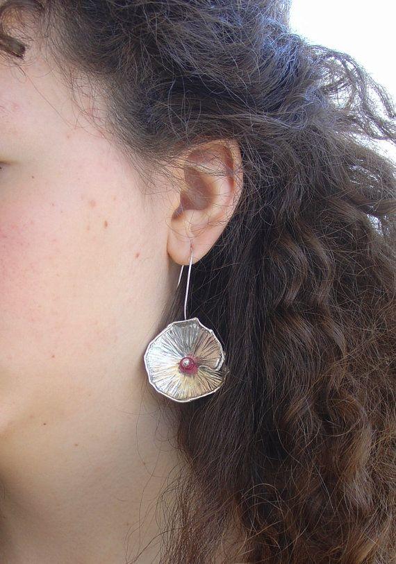 EARRINGS+-+handmade+silver+earrings+COCHL%CE%95%CE%91+hanging