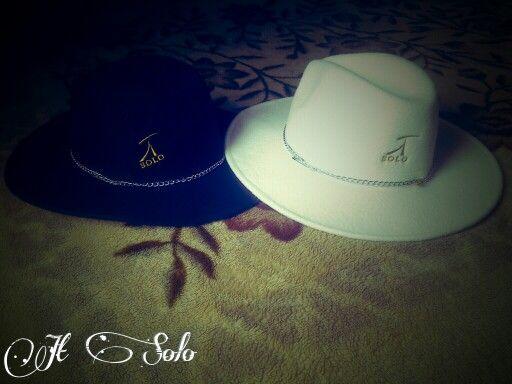 Jt Solo straw hat #Jt