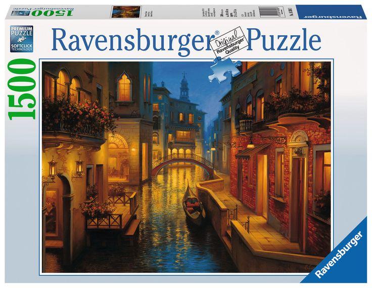 Canale Veneziano   Puzzle da Adulti   Puzzle   Prodotti   IT   ravensburger.com