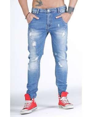 Jean Παντελόνι Elastic Form