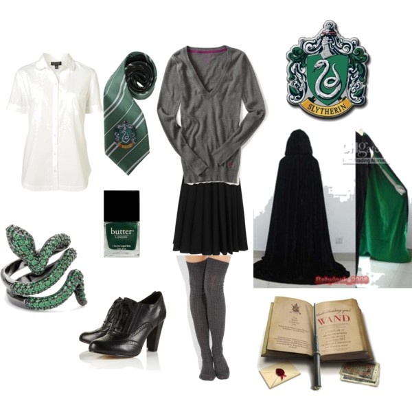 78 best HARRY POTTER images on Pinterest   Harry potter fashion Harry potter outfits and ...