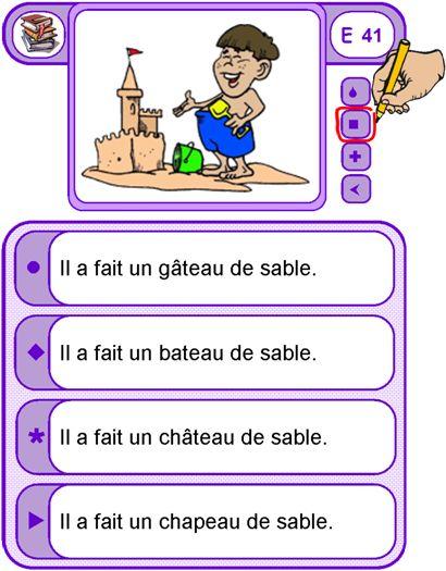 IPOTÂME ....TÂME: jeux de lecture de phrases CP CE1