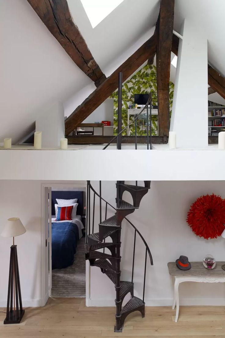 Designs for mezzanine floors in 2020 Attic rooms, Attic