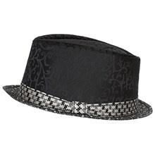 Fedora Hats For Men   ... Graham Dandelion Fedora Hat - Silk (For Men) in Black - Closeouts