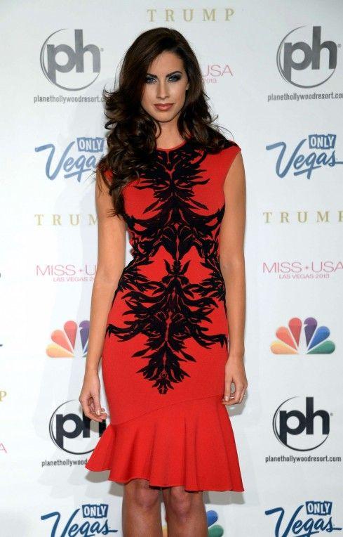 Katherine Webb Miss Usa Pageant