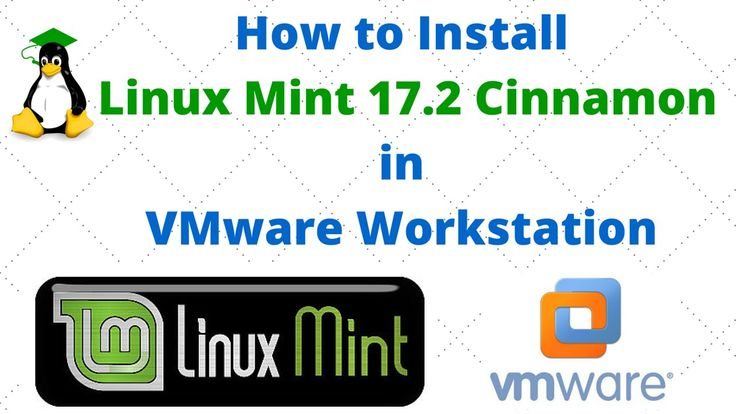How to Install Linux Mint 17.2 Rafaela Cinnamon in VMware Workstation/Player
