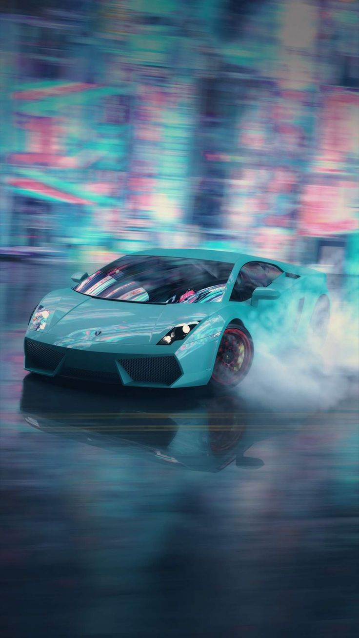 Lamborghini Wallpaper Iphone, Bugatti Wallpapers, Car Iphone Wallpaper, Sports Car Wallpaper, Hd Wallpaper, Iphone Wallpapers, Lamborghini Huracan, Green Lamborghini, Lamborghini Diablo