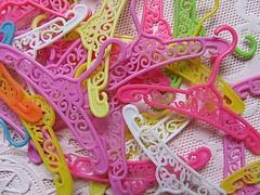 barbie hangers