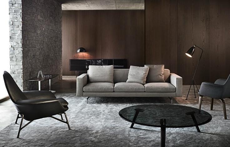 Pi di 25 fantastiche idee su dietro al divano su - Consolle dietro divano ikea ...
